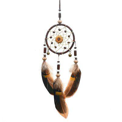 Pingente de ar de carro Handmade Dream Catcher
