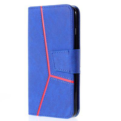 Moda PU Leather Book Flip Design Phone Case para Huawei Honor 9 Carteira Capa