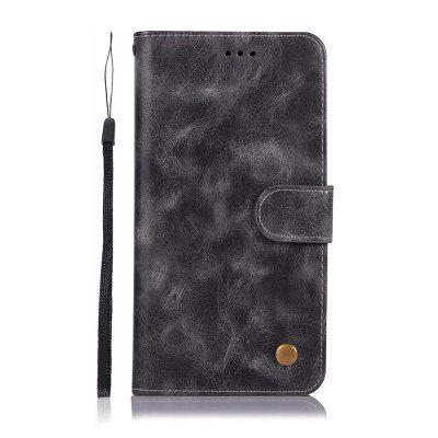 Case PU Flip Wallet Leather Phone Cover for Xiaomi Redmi Note 7 / Note 7 Pro