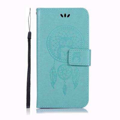 Owl Wind Chimes Flip Wallet Leather Cover for Xiaomi Mi 9 Phone Case