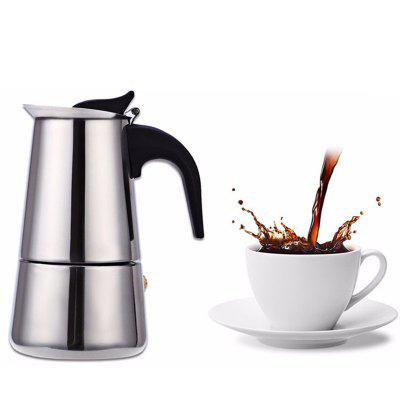Espresso Coffee Maker Pot Stovetop Tool Filter