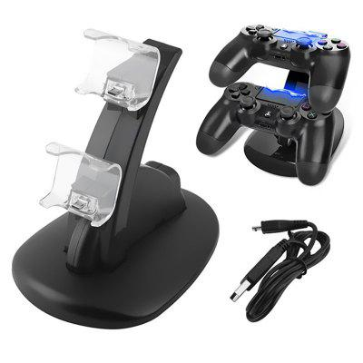 Support chargeur station de charge chargeur pour PS4 / PS4 Pro / PS4 Slim