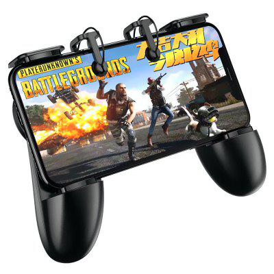 Mobile Game Controller Sensitive Shoot Aim Trigger Fire Buttons L1R1