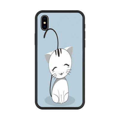 Poppy Cat Organic Nano Scratch Resistant Mobile Phone Case