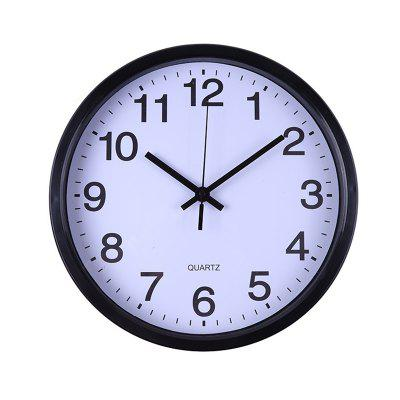 30cm Silent Wall Clock Quiet Sweep Home Art Decor