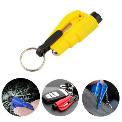 Multi-Function Mini Car Safety Escape Hammer
