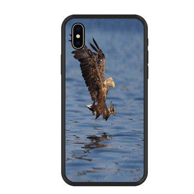 The Water Eagle Organic Nano Scratch Resistant Mobile Phone Case