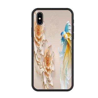 Wealth and Rank Organic Nano Scratch Resistant Mobile Phone Case
