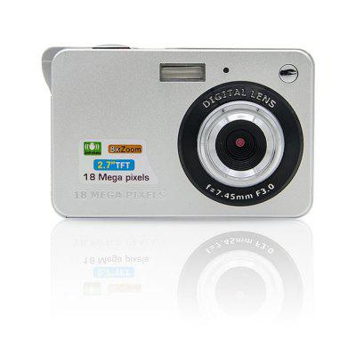 18MP 2.7 TFT LCD Screen Camera Digital Camera Zoom HD Camera 1280X720