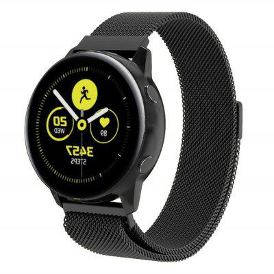 Magnetic Milanese Loop Strap Quick Release Band For Samsung Galaxy Watch Active