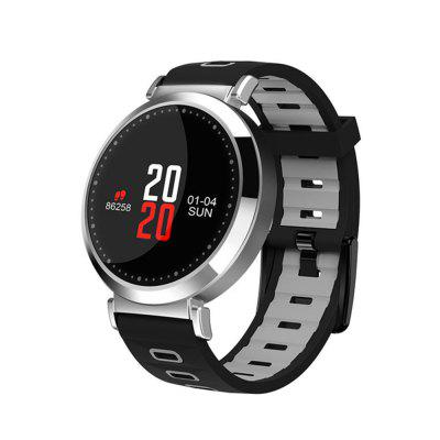V6 M10 Color Screen Blood Pressure Sport Heart Rate Monitor Smart Watch Image