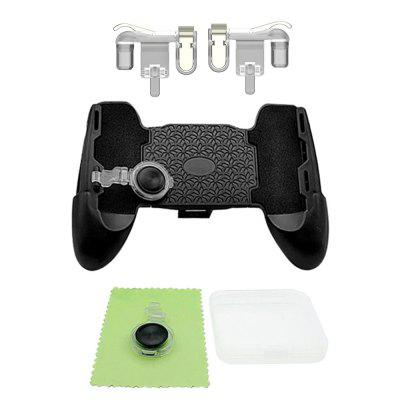4 em 1 para PUBG Game Trigger Controlador Fire Button Joystick Gamepad Kit