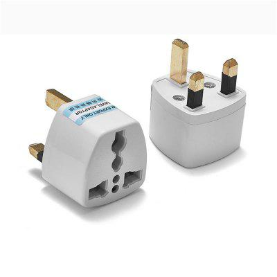 UK Plug Adapter Converter US AU UK Naar UK Plug AC Travel Power Adapter