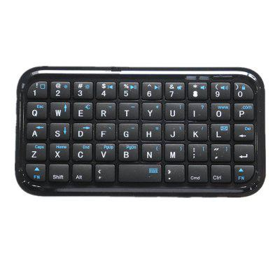 Mini clavier Bluetooth 3.0 ultra-fin et rechargeable sans fil