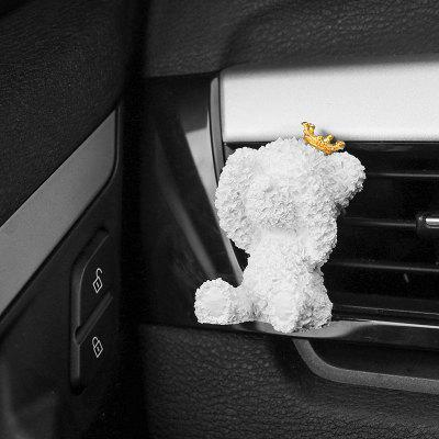 Car Perfume Car Outlet Universal Fragrance Scented Plush Meng Bear