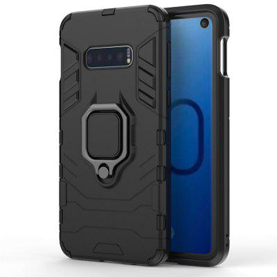 All-inclusive met beugel Anti-Fall Hard Shell voor Samsung S10E