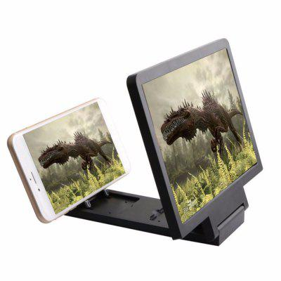 Phone Screen Magnifier Eyes Display 3D Video Amplifier Screen Expander