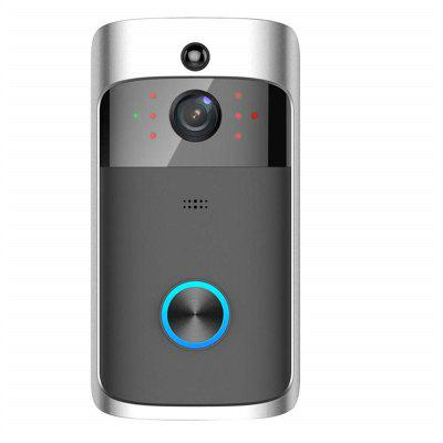 WiFi DoorBell Smart Videocitofono Visual Ring Citofono Telecamera sicura