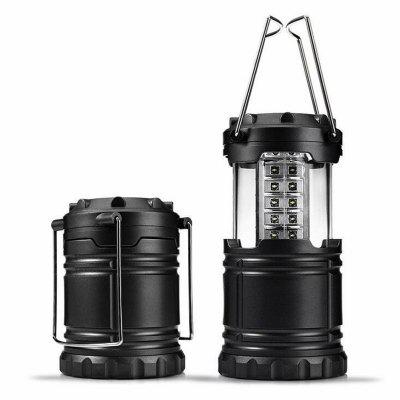Outdoor Ultra-bright 30 LED Stretch Camping Lampa