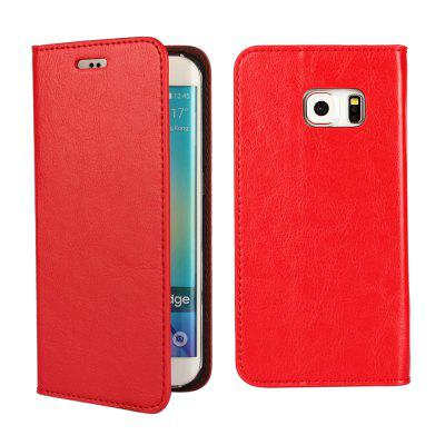 Phone Case Protector Leather Cover for SAMSUNG S6 Edge Plus