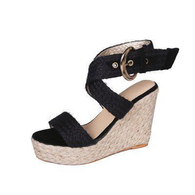 Grinding Slopes and Fashion Womens Sandals 1033 (Gearbest) Pompano Beach Buy Sell