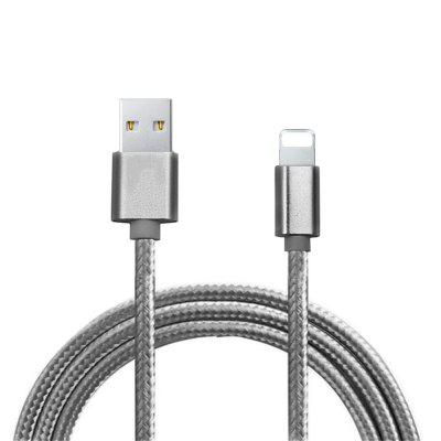 Minismile Quick Charge 8 Pin Charging Data Transfer Cable for iPhone X / XS / XR