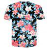 Men's Women 3D Print Short Sleeve Casual Slim Fit T-Shirts Graphic Tee Shirt 186 - MULTI-A