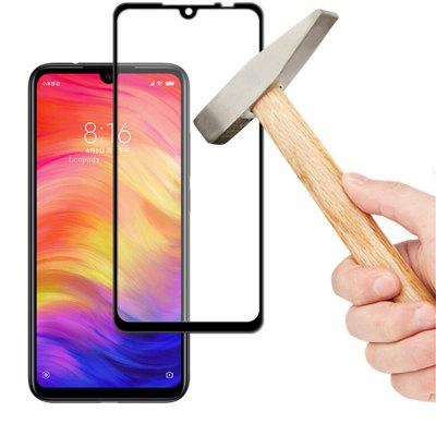 Obrázek 0.26mm 9H Full Cover Tempered Glass Screen Protector for Xiaomi Redmi Note 7 Pro