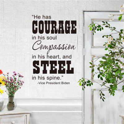 Art Apothegm Home Decal Removable Wall Sticker