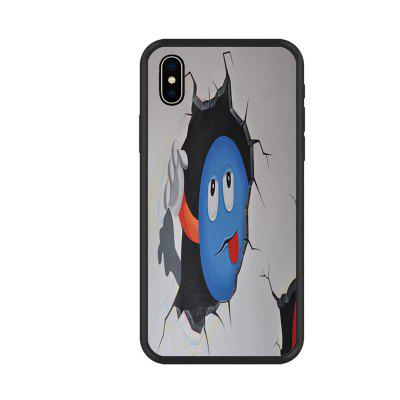 Monsters 4  Organic Nano Scratch Resistant Mobile Phone Case
