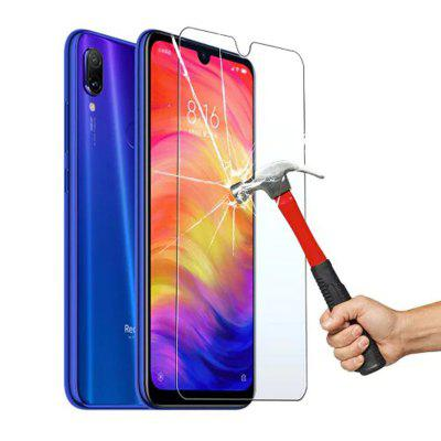 Obrázek 10Pcs 9H Tempered Glass Screen Protector Film for Xiaomi Redmi Note 7