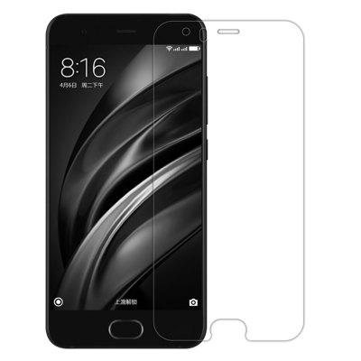 HD gehard glas screen protector film voor Xiaomi Mi 6