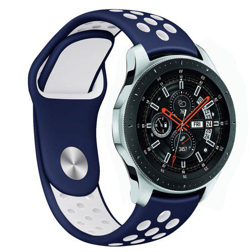 Soft Silicone Watch Wristband Strap Replace Band for Samsung Galaxy Watch Active