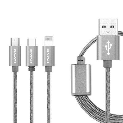 CL-970 Three-in-one Data Cable