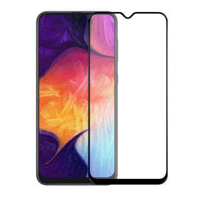 Mrnorthjoe Full Screen Coverage Tempered Glass Film for Samsung Galaxy A50