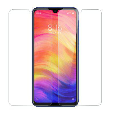 Mr.northjoe 2 pcs filme de vidro temperado para xiaomi redmi note 7