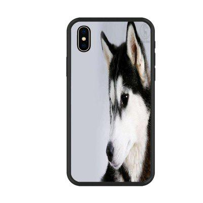 Lovely Dogs 10 Organic Nano Scratch Resistant Mobile Phone Case for iPhone X