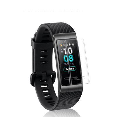 HD Protective Film For Huawei Band 3 Pro Bracelet 5 Piece