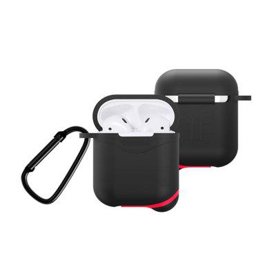 Sturdy and Durable Silicone Cover Case Earphone Set For Airpods Headset