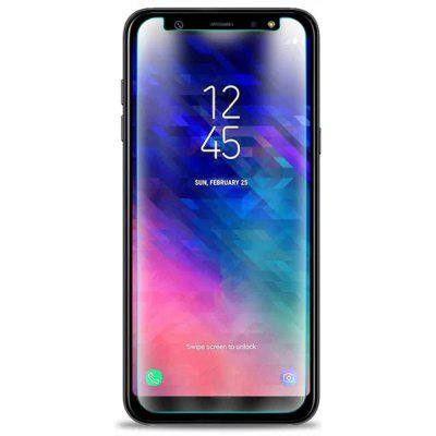 HD Tempered Glass Screen Protector Film for SAMSUNG A6