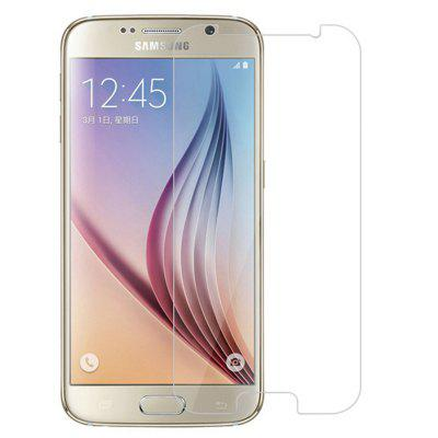 5Pcs HD Tempered Glass Screen Protector Film For SAMSUNG S7