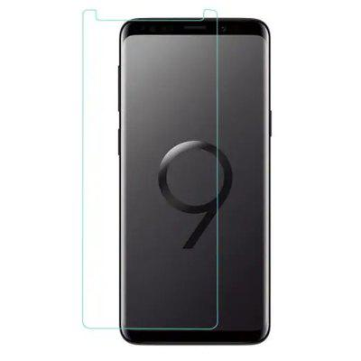 3-delen HD gehard glas Screen Protector Film voor SAMSUNG Galaxy S9