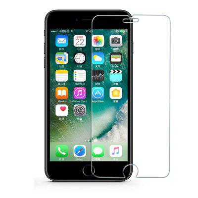 3-delen HD gehard glas Screen Protector Film voor iPhone 6/7/8