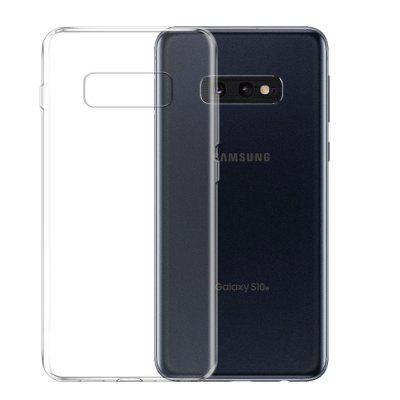 Mrnorthjoe Ultra-Thin TPU Back Cover Case for Samsung Galaxy S10e