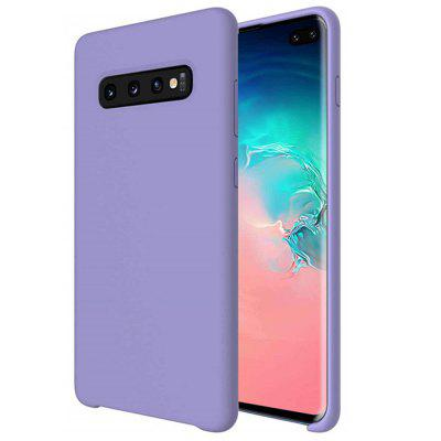 Package Liquid Silicone High Quality Mobile Phone Case for Samsung S10 Plus