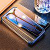 Slim Shock Clear TPU Plating Case Cover for Xiaomi Redmi Note 7 / Note 7 Pro - BLUE
