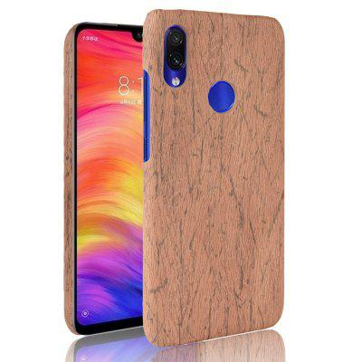 Wood Grain Protective Case do Xiaomi Redmi Note 7 / Note 7 Pro