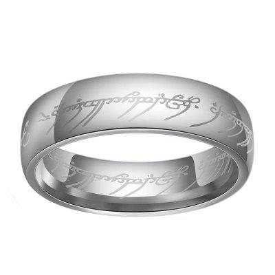 Fashion Jewelry Men Stainless Steel Ring