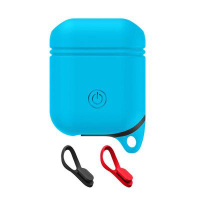 Rugged Silicone Case Two-Color Case for Airpods