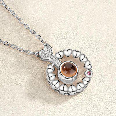 The Memory of Love Necklace